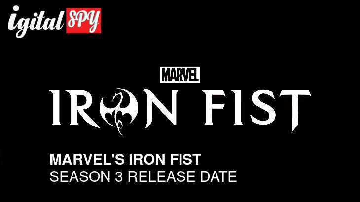 Marvel's Iron Fist Season 3